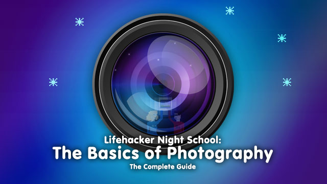 basic guide for a photographer