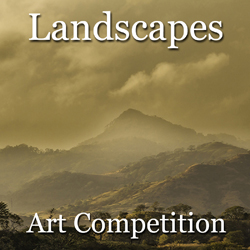 "6th ""Landscapes"" Online Art Competition"
