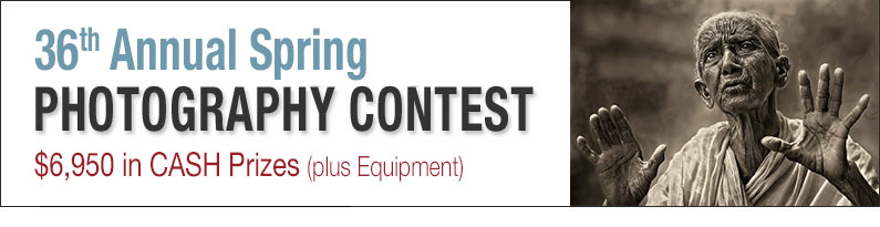 36th Annual Spring Photography Contest