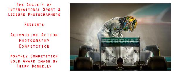 Automotive Action Photography Competition