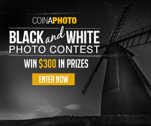 Black & White – Photo Contest