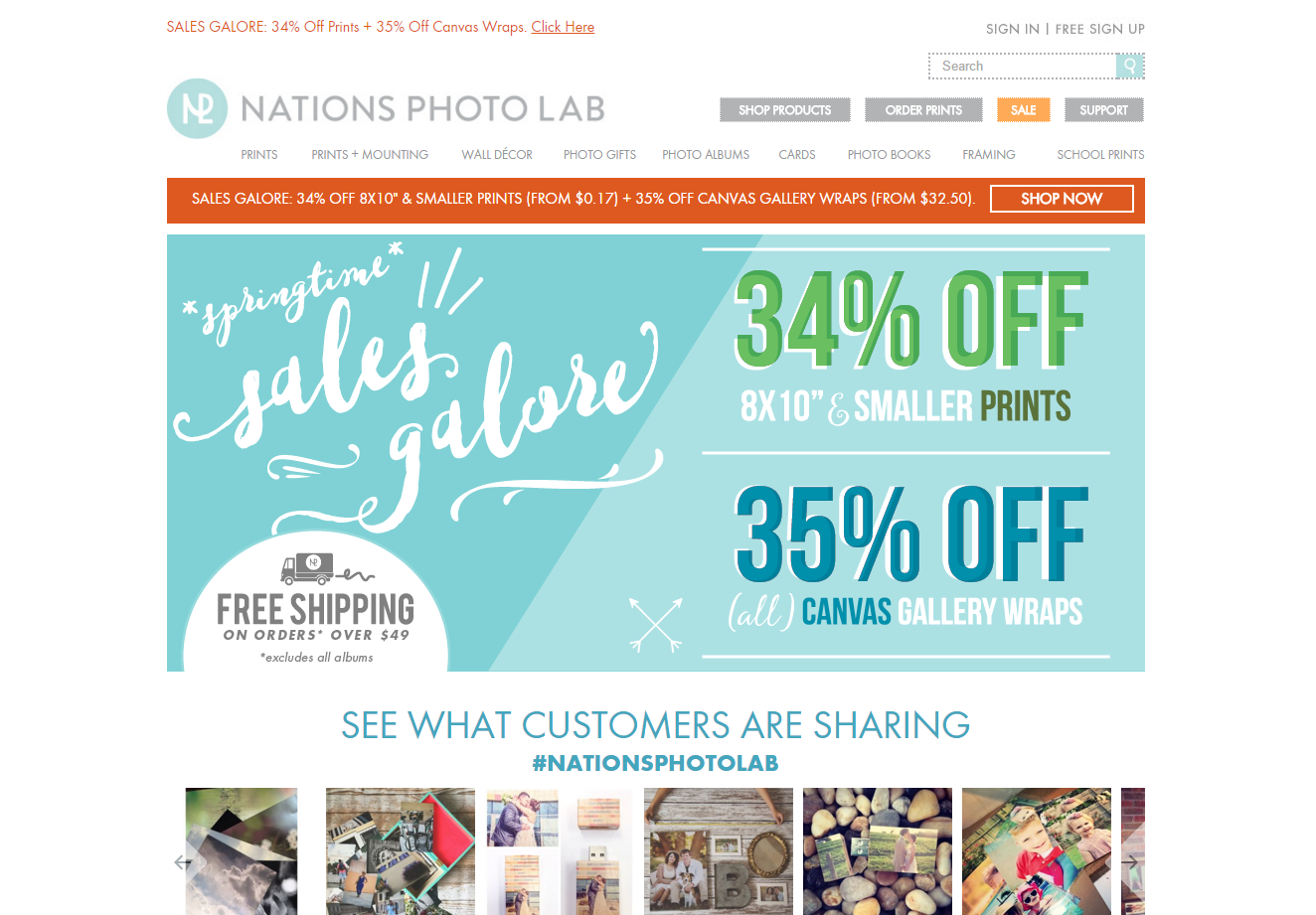 Jones Photo Blog - Official Site Nation photo lab review