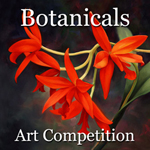 """Botanical & Floral"" Online Art Competition"