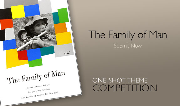 Family of Man One-Shot Theme Competition