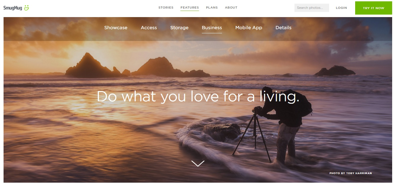 smugmug templates - website builders for photographers photo contest insider