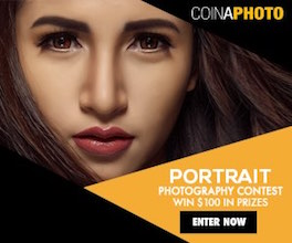 Portraits Photo Contest | Win $100