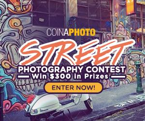 Street Photography Contest | Win $300
