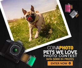 Photography Contest- Pets We Love