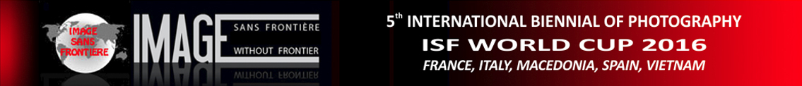 5th International Biennial of Photography – ISF World Cup 2016