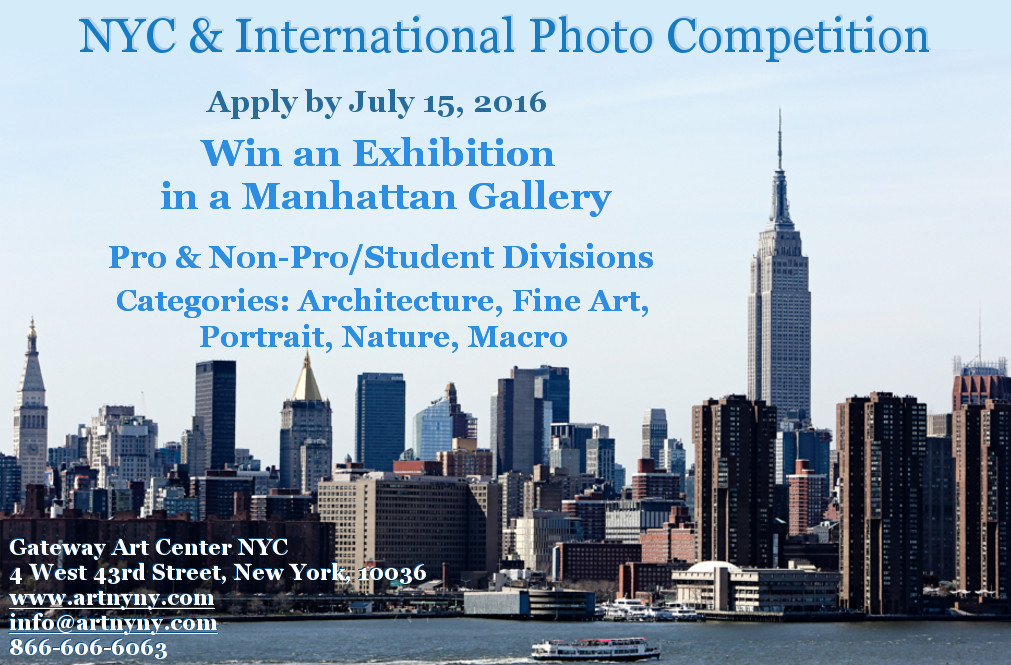 NYC & International Photo Competition