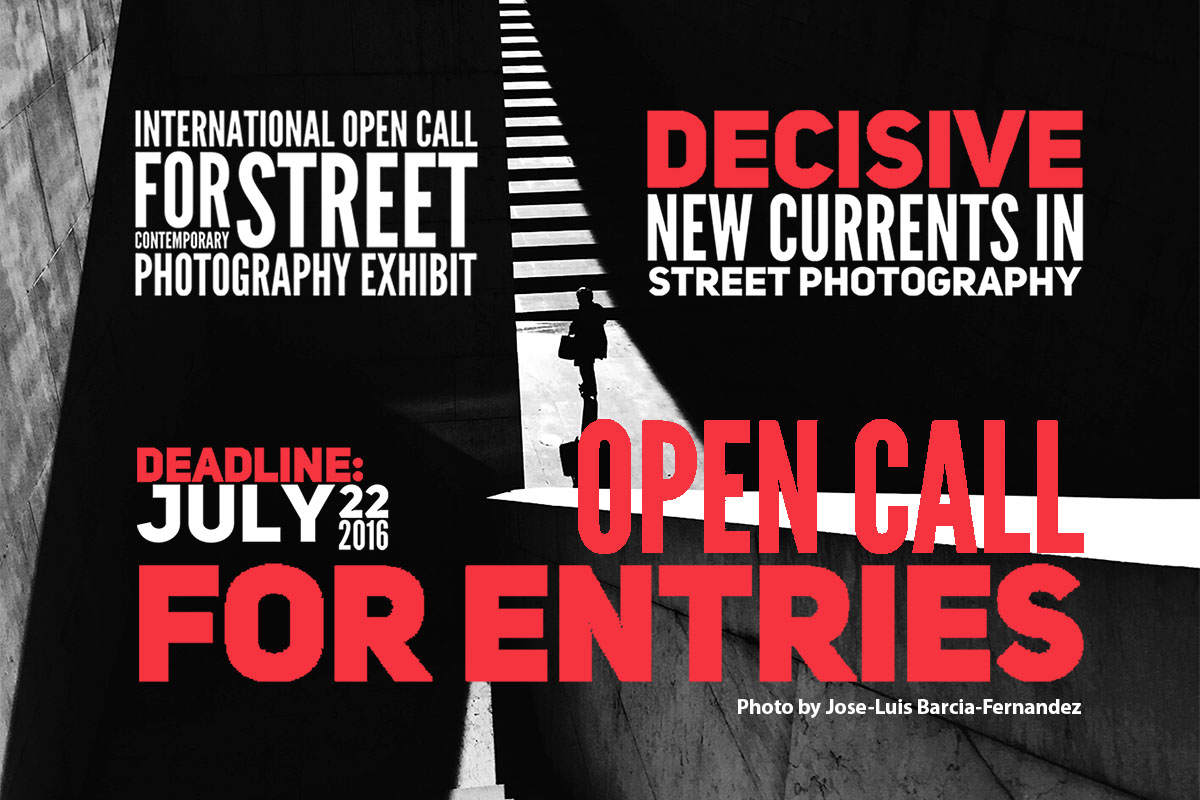Decisive: New Currents in Street Photography