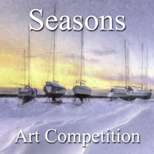 "Art Call – Theme ""Seasons"" Online Art Competition"