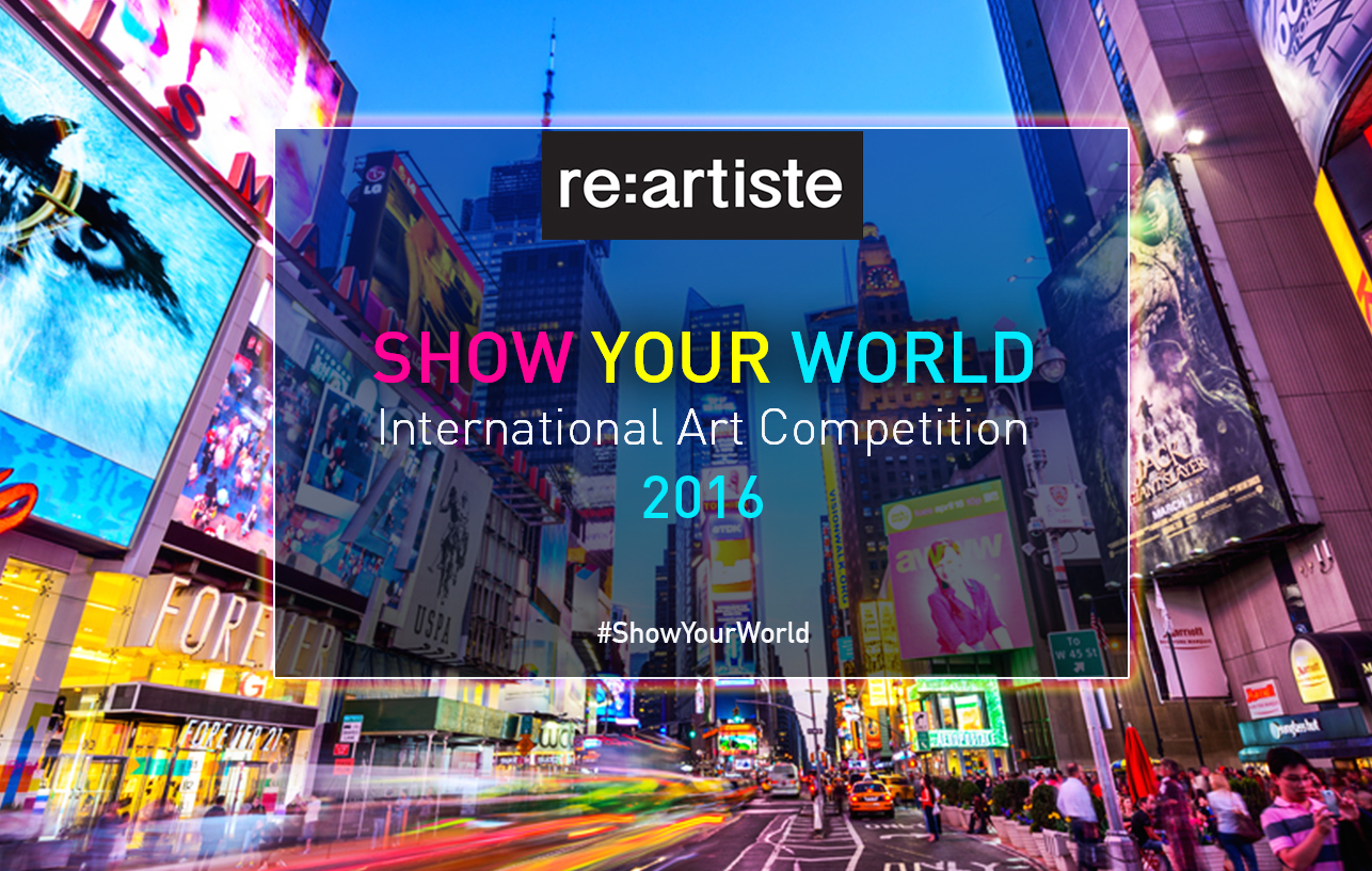Show Your World: Art Competition & Juried Exhibition