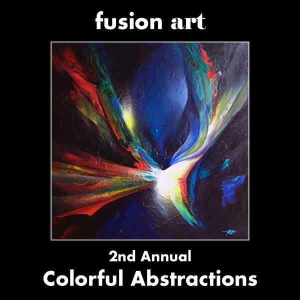 2nd Annual Colorful Abstractions
