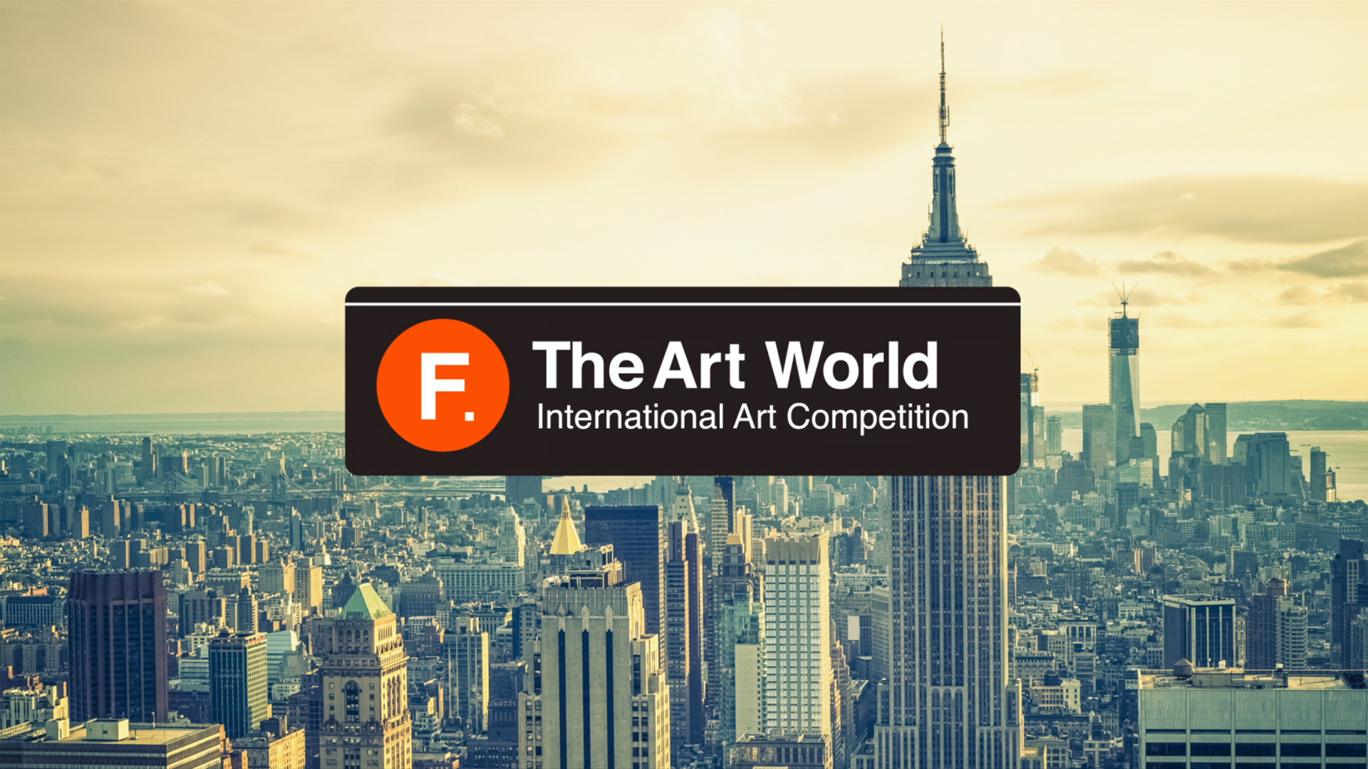 F The Art World – International Art Competiton