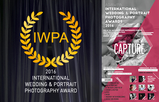 IWPA International Wedding & Portrait Photography Award