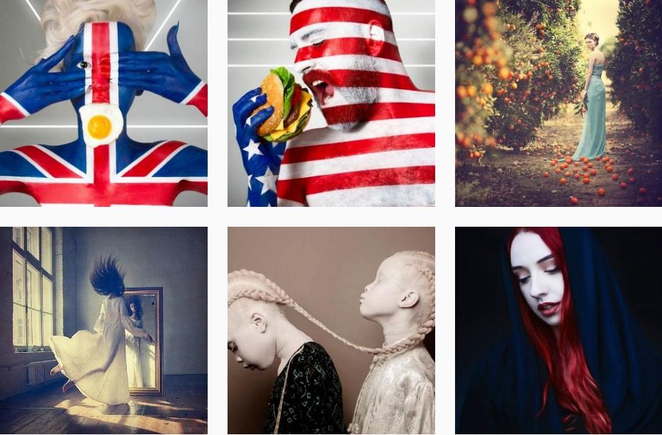 Top 10 Instagram Accounts for Fine Art Photographers