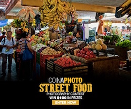 Street Food – Photography Contest