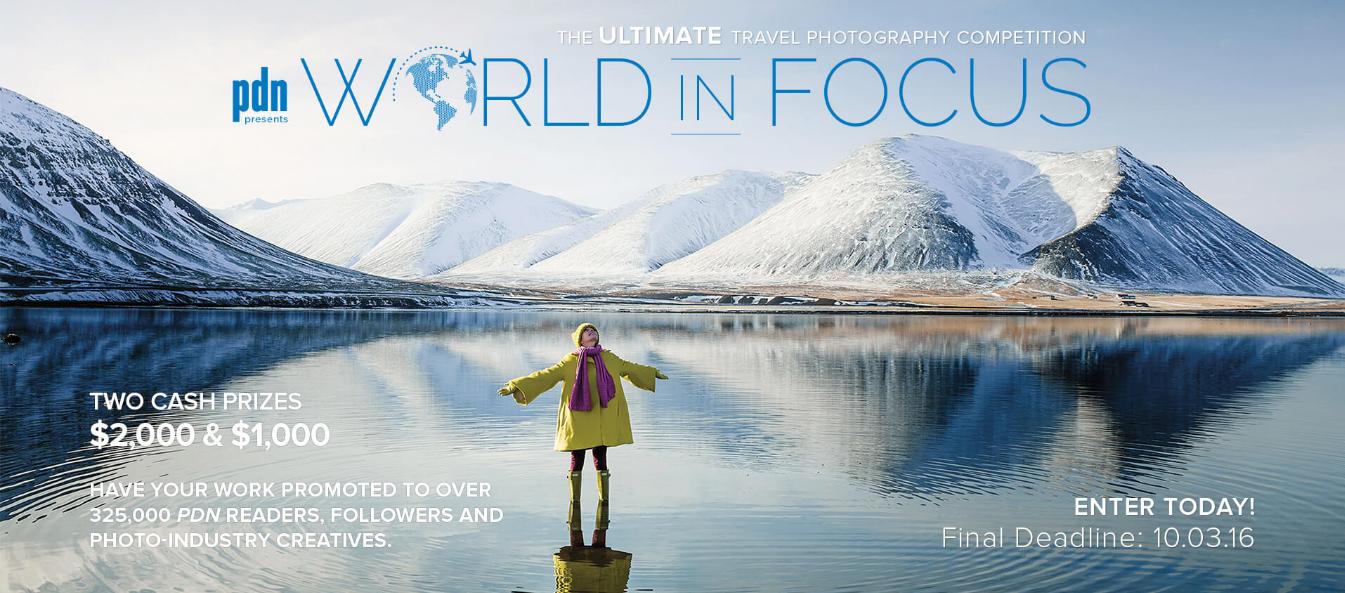 The Ultimate Travel Photography Competition