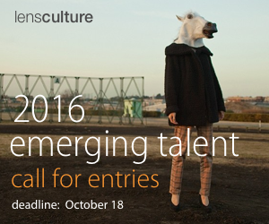 Lensculture 2016 Emerging Talent