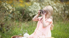 Tips and Tricks for Photographing Children