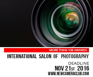 "INTERNATIONAL SALON OF PHOTOGRAPHY ""PHOTO ARTIST 2016"""