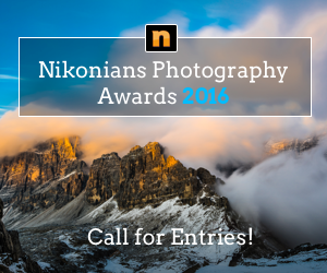 Nikonians Photography Awards 2016