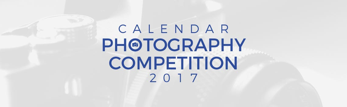 Park Cameras 2017 Calendar Photography Competition