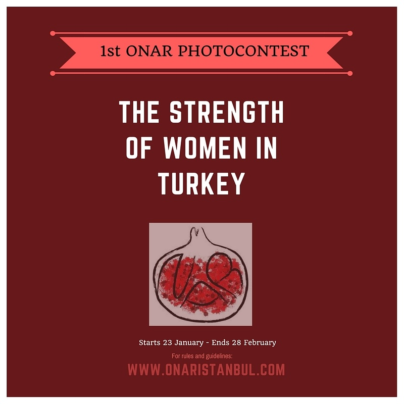 THE STRENGTH OF WOMEN IN TURKEY