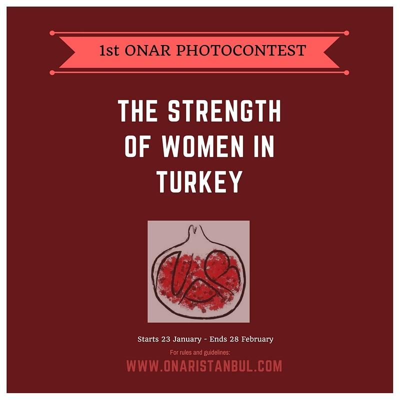 THE STRENGTH OF WOMEN IN TURKEY
