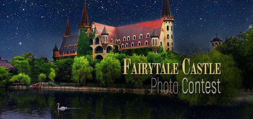 """""""The Fairytale Castle"""""""