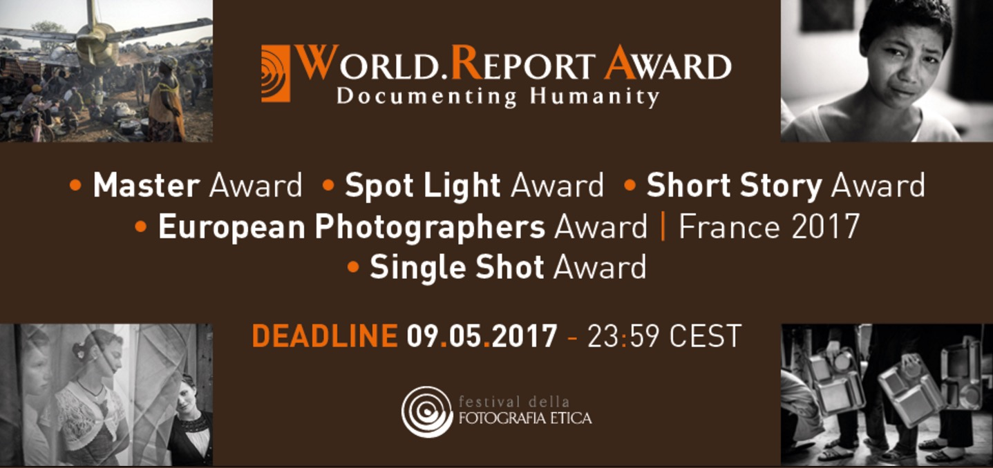 World.Report Award 2017 | Documenting Humanity