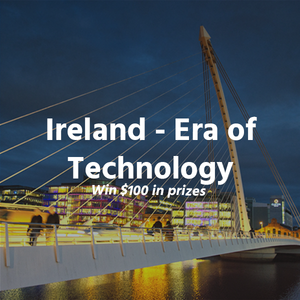 Ireland Era of Technology Photo Challenge