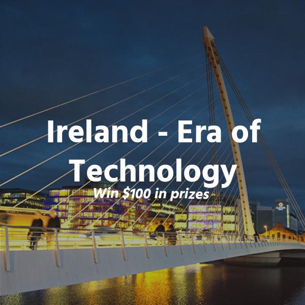 Ireland Era of Technology Photo Challenge