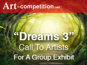 """Call to Artist """"Dreams 3"""""""