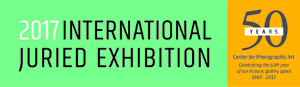 Center for Photographic Art: 2017 International Juried Competition