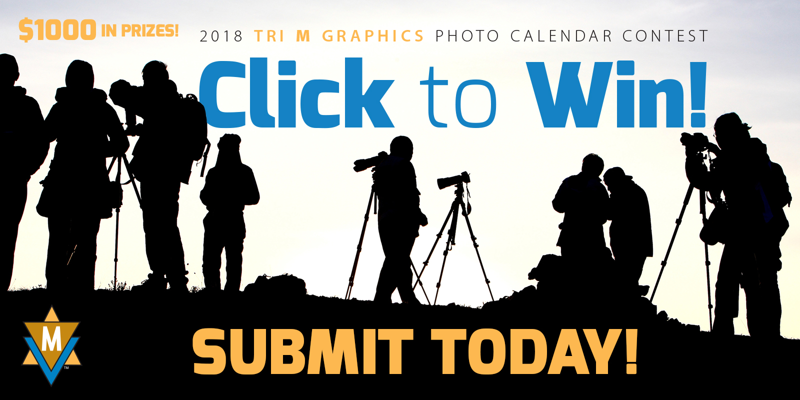 Tri M Graphics 2018 Photo Calendar Contest