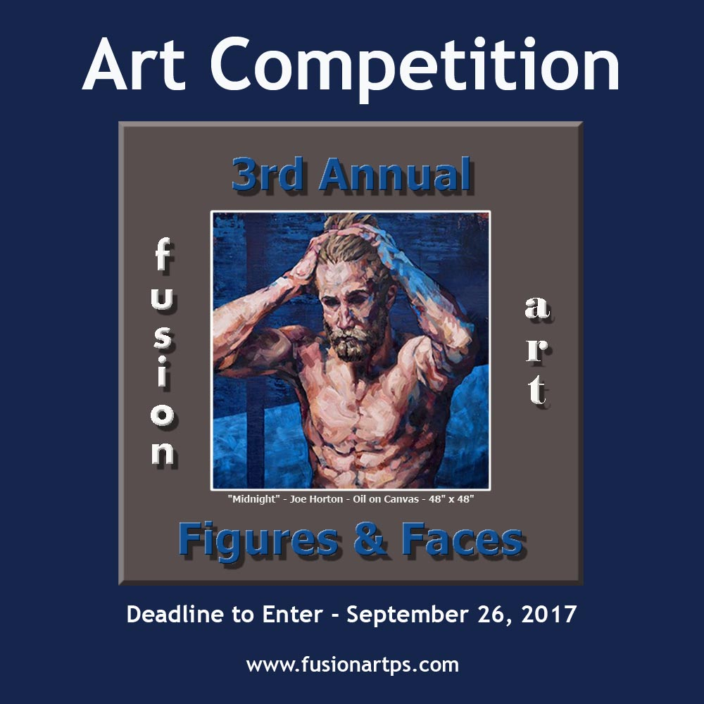 "3rd Annual ""Figures & Faces"" Art/Photo Competition"