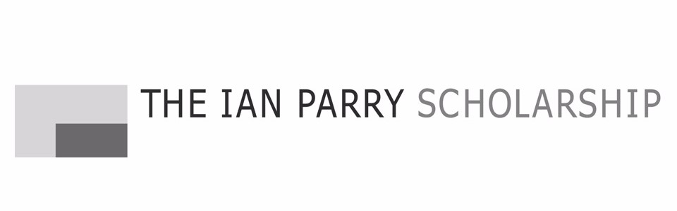 The Ian Parry Scholarship 2017