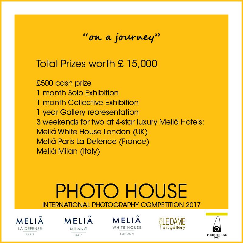 "Photo House ""On a journey"""