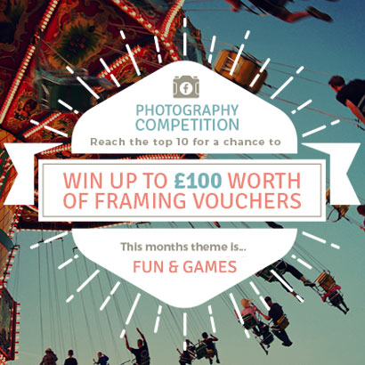 Fun & Games Photo Competition