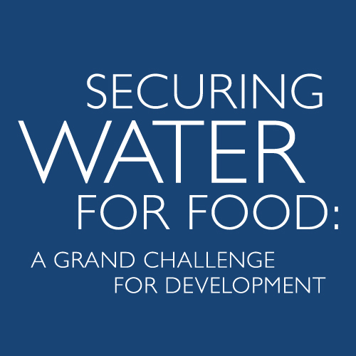 Global Water-Agriculture Photo Contest