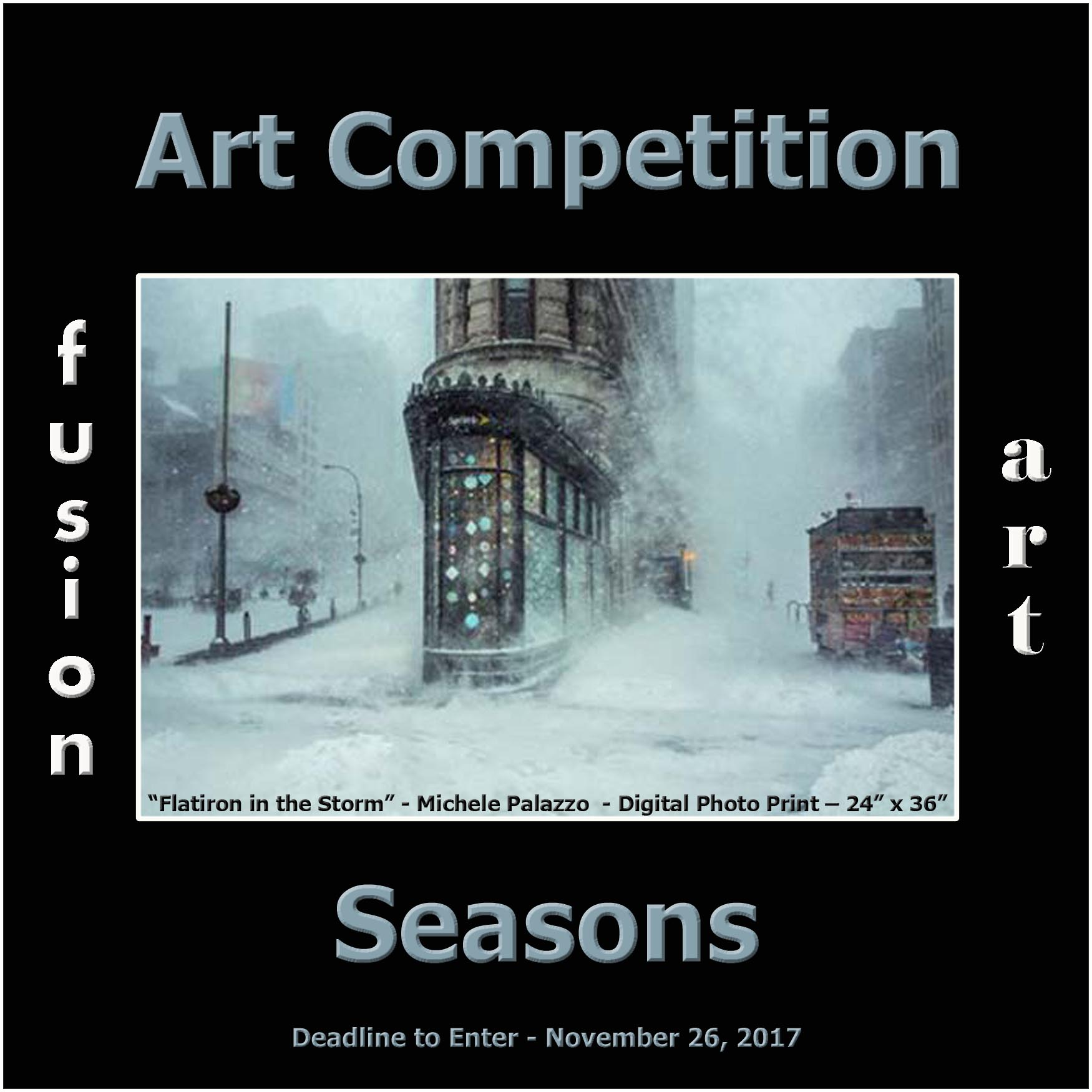 Seasons International Art/Photo Competition