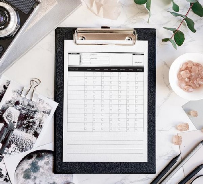 Colorvale S Print Your Own Business Planner