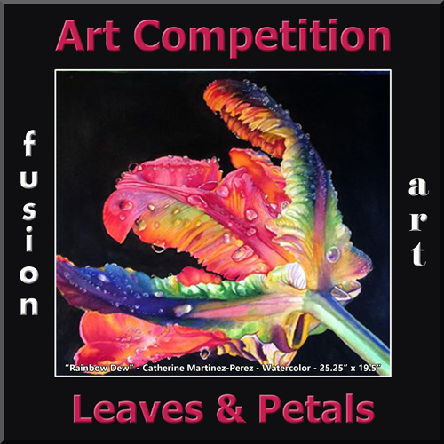 "3rd Annual ""Leaves & Petals"" Art/Photo Competition"