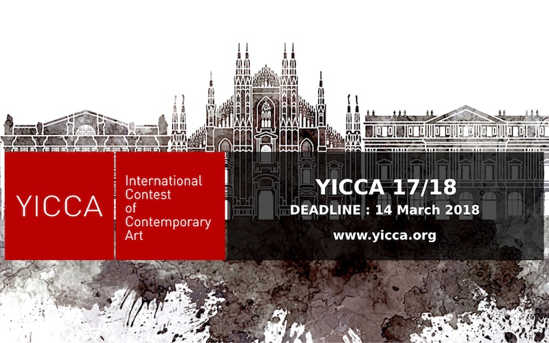 YICCA 17/18 – International Contest of Contemporary Art