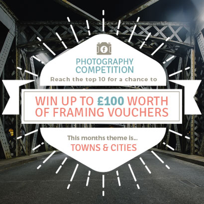 'Towns & Cities' Photo Competition