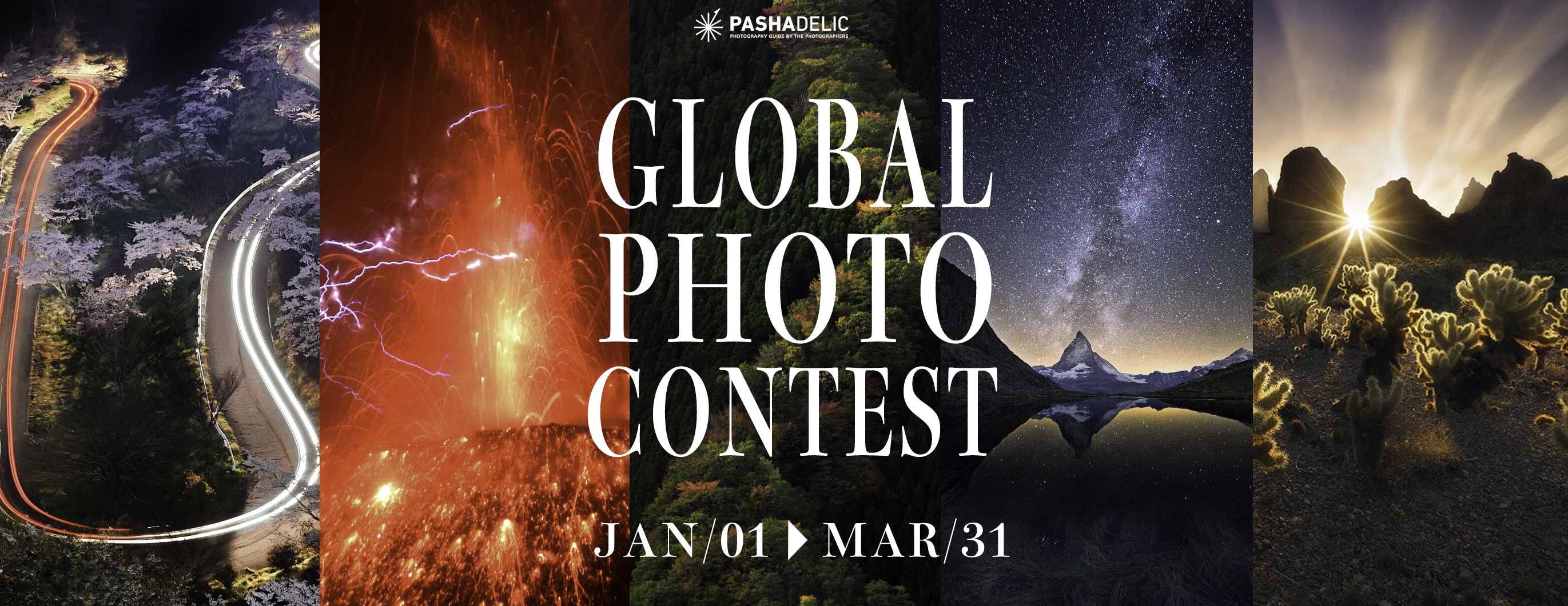 PASHADELIC Global Photo Contest 2018