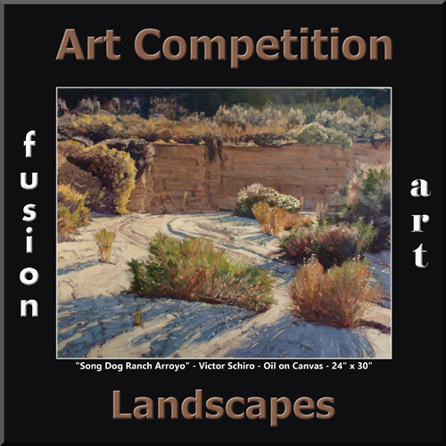 "3rd Annual ""Landscapes"" Art Competition"