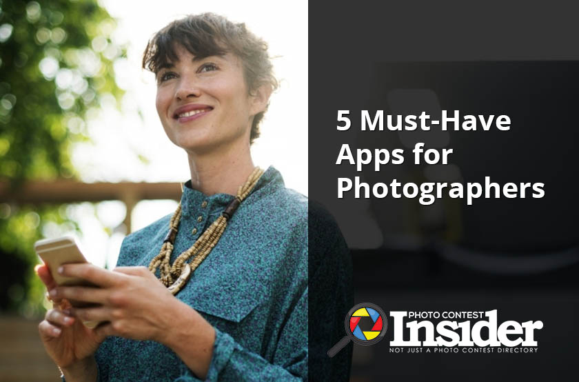 5 Must-Have Apps for Photographers